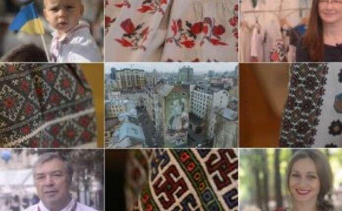 Чернівчани відзняли перший фільм про вишиванку - Погляд – новини Чернівці 0e90122966920