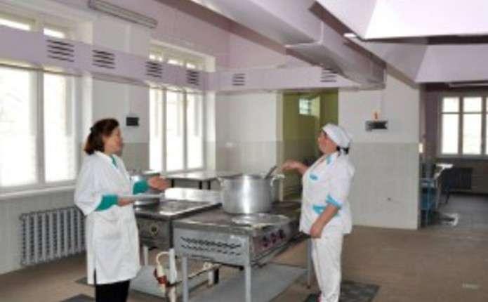 У Чернівецькій обласній дитячій лікарні реконструюють харчоблок