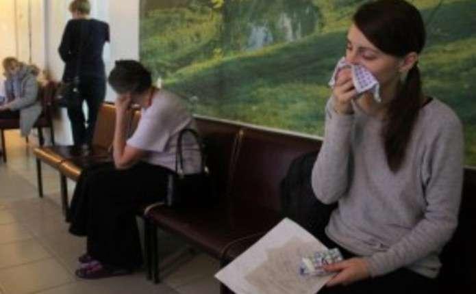 На Буковині зареєстровано більше 11 тисяч хворих на ГРВІ та грип