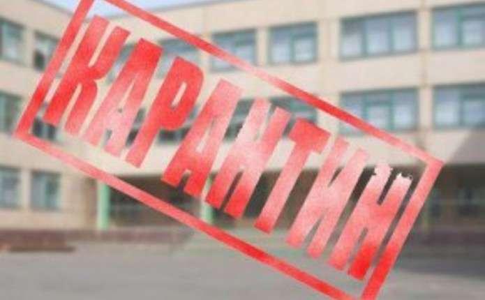 Карантинні заходи запроваджені в 16 областях України