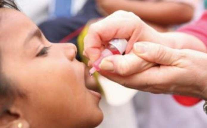 На Буковині розпочався третій тур додаткової вакцинації проти поліомієліту
