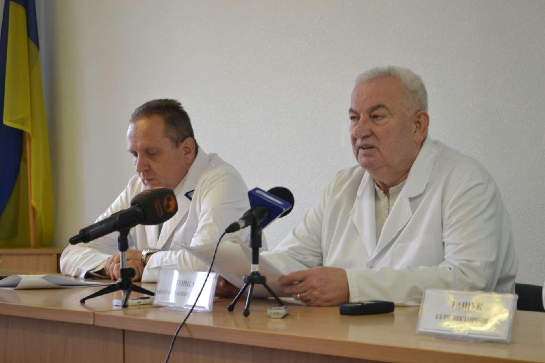 Онкологи Буковини: Хороші спеціалісти є, а грошей нема