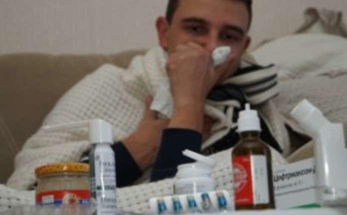 Кожен 11-й українець перехворів грипом, - МОЗ