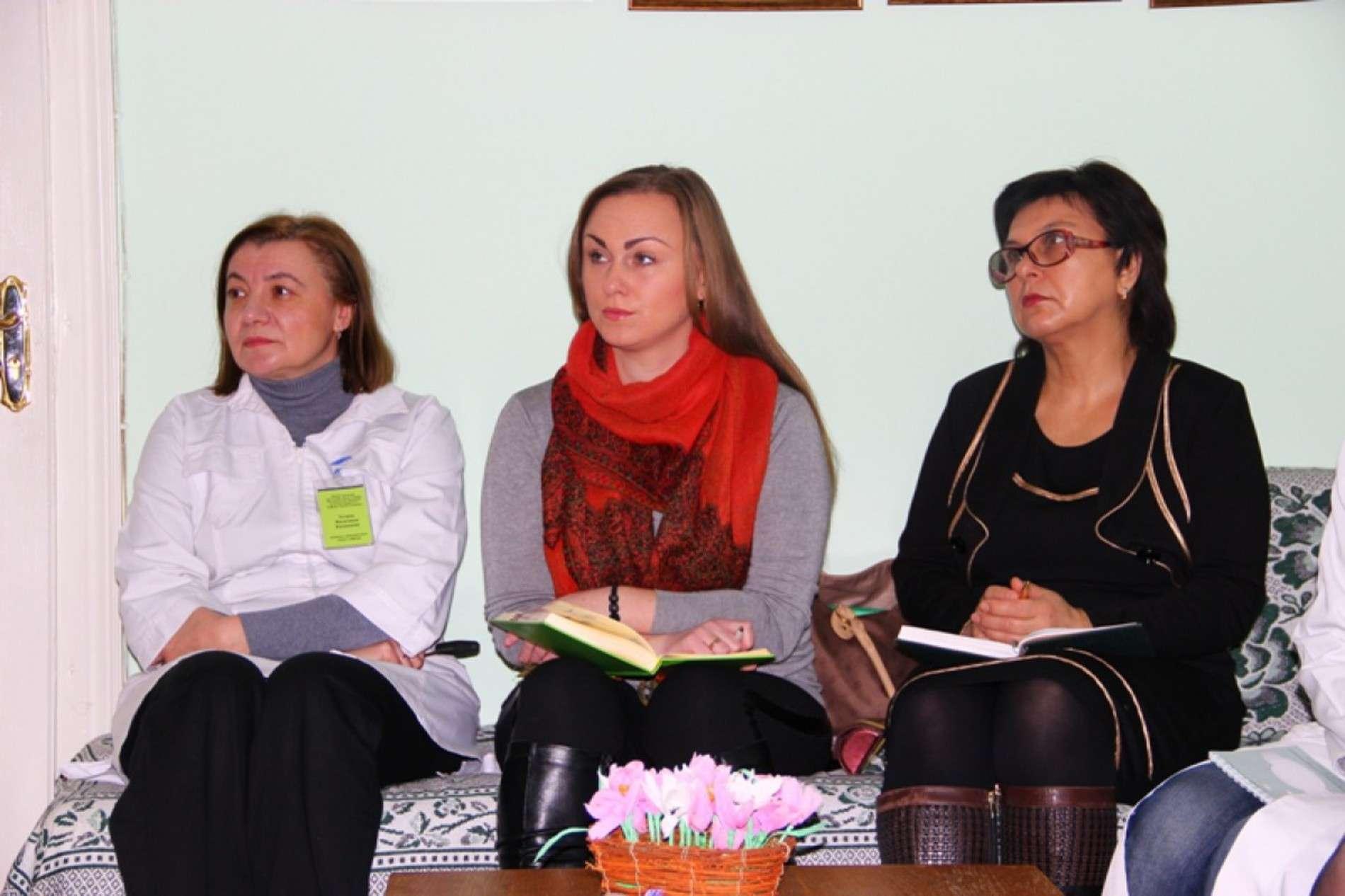Майстер-клас для сімейних лікарів провели у Чернівецькій області