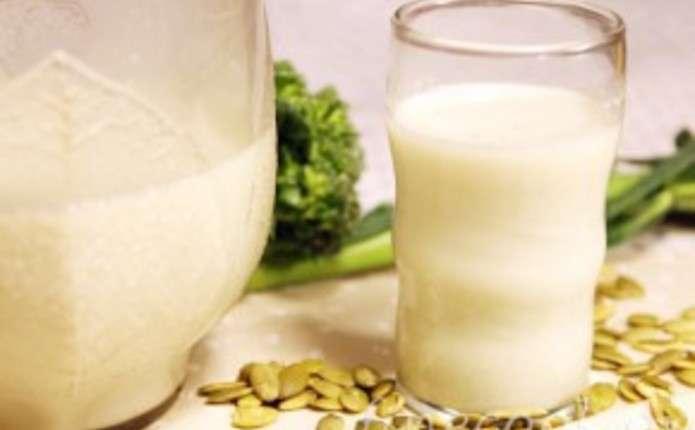 Гарбузове молоко знижує рівень цукру в крові