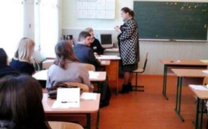 На Буковині на пробне ЗНО з мови та літератури з'явилося 96% випускників