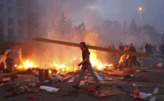 Сьогодні в Одесі згадують трагічні події 2 травня