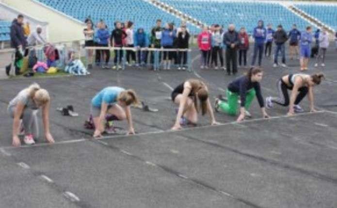 Серед студентів ВНЗ у Чернівецькій області провели спортивні ігри