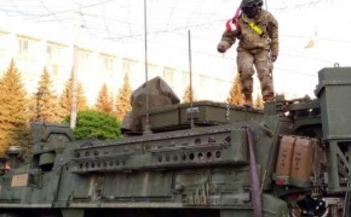 Військові НАТО залишили Кишинів через протести