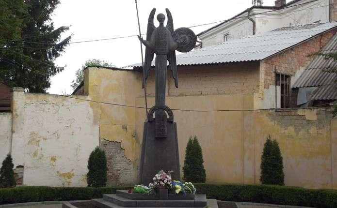 Буковинці вшанували пам'ять вояків Буковинського куреня