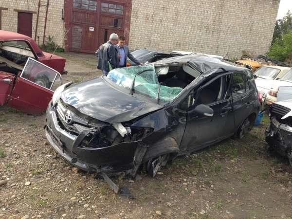 Винуватець трагічної ДТП у Чернівцях і раніше потрапляв в аварію