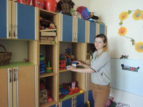Об`єднання громад допомогло оновитися садочку у Рукшині