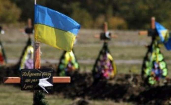 Озвучили страшну цифру загиблих українців на Донбасі