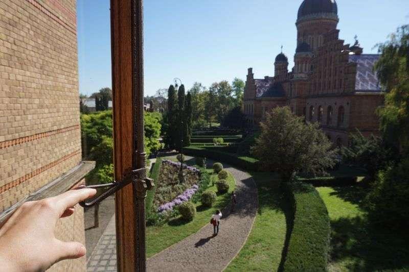 Один день у Чернівцях: архітектурно-парковий маршрут