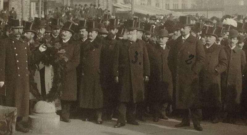 У соцмережах з'явилося унікальне фото Чернівців 1907 року