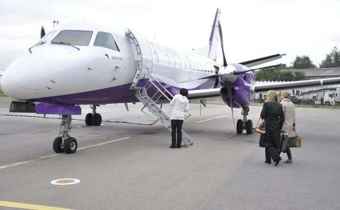 Вартість квитка на літак з Чернівців до Києва буде такою, щоб привабитипобільше пасажирів