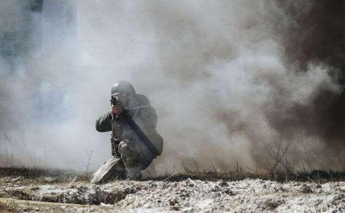 Бойовики продовжили обстріли сил українських військових