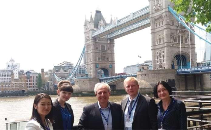 Представники БДМУ побували у Лондоні на засіданні вузів-партнерів