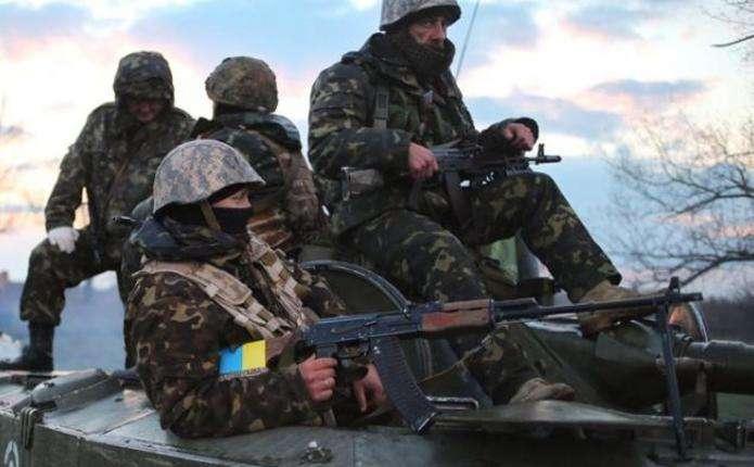 Чергові втрати в АТО: загинув один український військовий, ще 3 - поранені