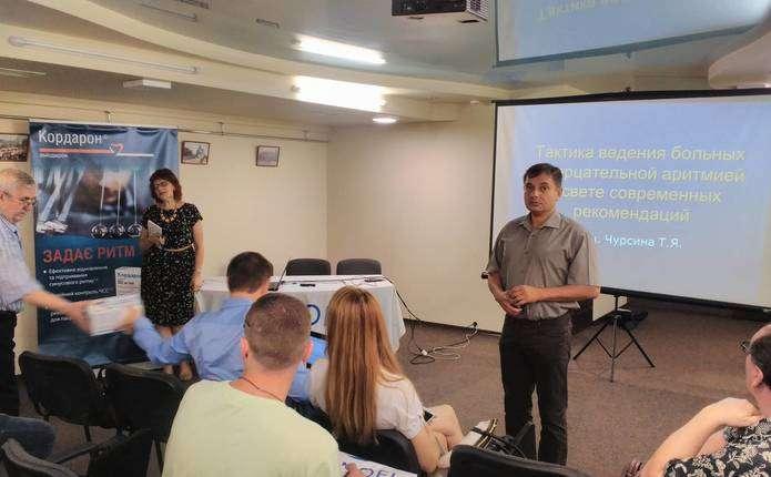 Лікарі-анестезіологи Чернівецької області підвищували рівень професійних знань