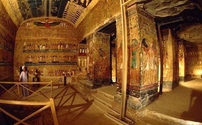 Єгипет протягом місяця відкриє гробниці Сеті і Нефертарі