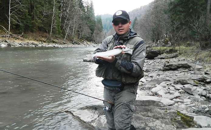 Рибалки у Чернівецькій області розпочали сезон