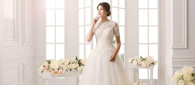 Виробник ексклюзивних весільних суконь «ElenaNovias» - Погляд ... eb6563b735992