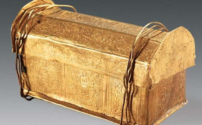 У Китаї знайшли кістку Будди Гаутами