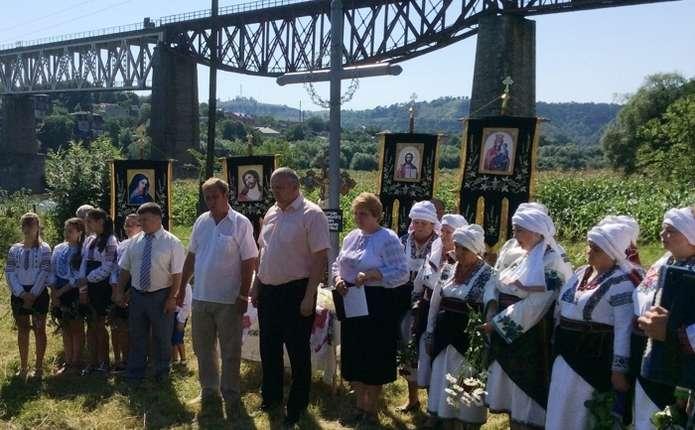 Буковинці вшанували пам'ять загиблих політв'язнів