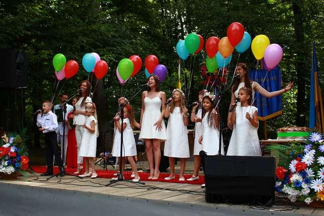 Відкриття Петрівського ярмарку продовжили у парку Шевченка