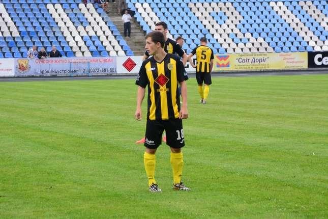 ФК Буковина зіграла внічию контрольний матч з ФК Тернопіль
