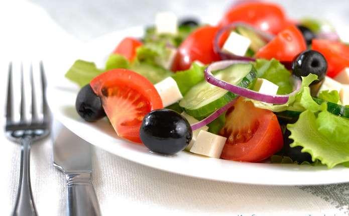 Смак літа: як приготувати грецький салат