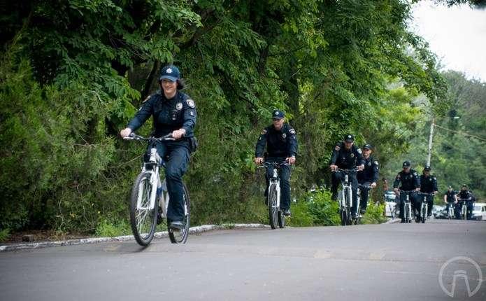 У парках Чернівців пропонують запустити велопатруль