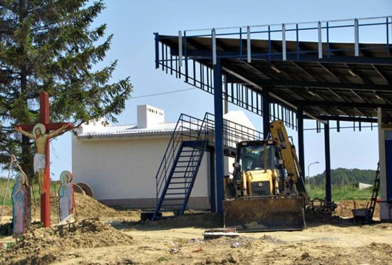 Будівництво пункту пропуску у Чернівецькій області, на який дав гроші ЄС, призупинене