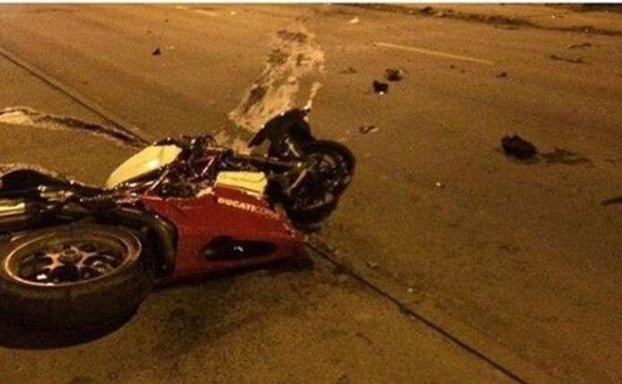 Стали відомі деталі резонансної аварії в Чернівцях за участі поліції: мотоцикл перебував у міжнародному розшуку