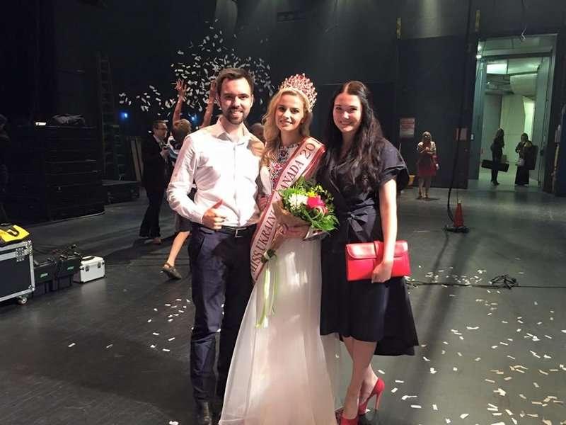 Переможниця конкурсу краси Міс Українська Канада: Я просто не мала права підвести вас