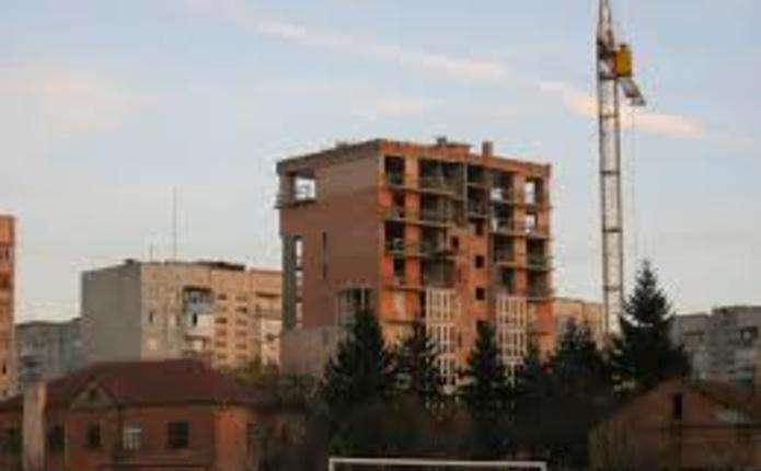 У Чернівцях цього року зведуть 145 тисяч квадратів житла