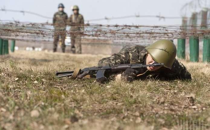 По всій території України стартують військові навчання