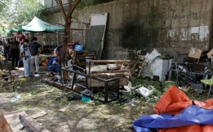 Смертник підірвав себе на блокпості у Багдаді: загинуло щонайменше 11 людей