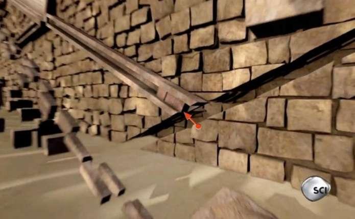 Вчені знайшли захисні механізми в найбільшій з пірамід Гізи