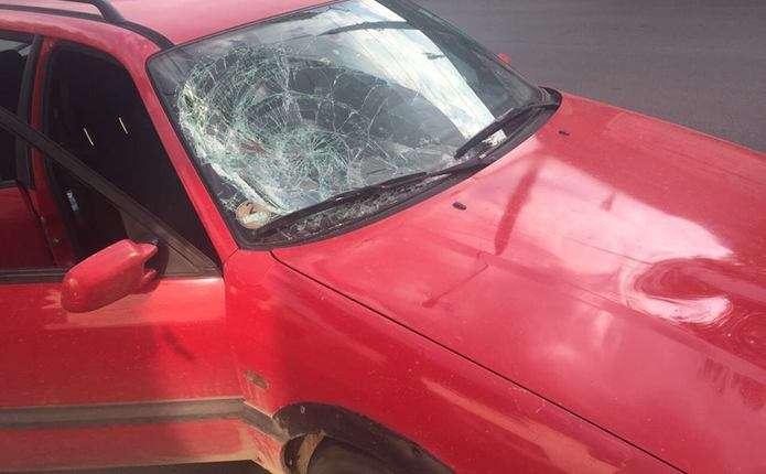 П'яний водій у Чернівцях на великій швидкості збив пішохода на зебрі