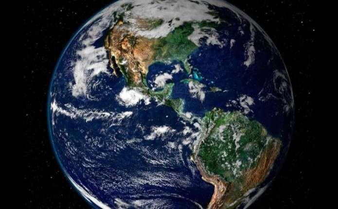 NASA показала відео річного циклу Землі