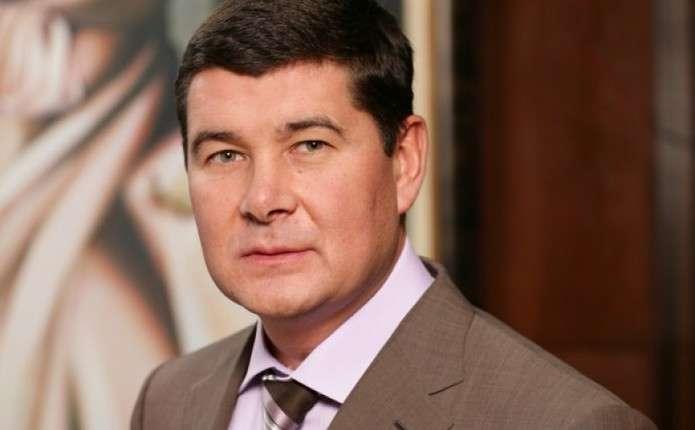 Скандальний нардеп Онищенко заявив, що перебуває у Великобританії