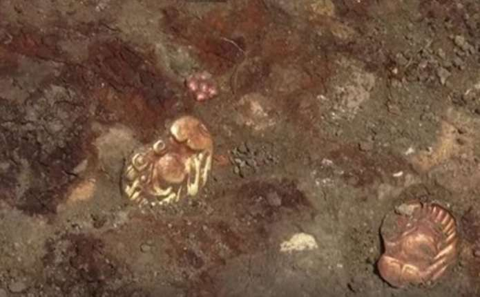Золото скіфів знайшли у Полтавській області