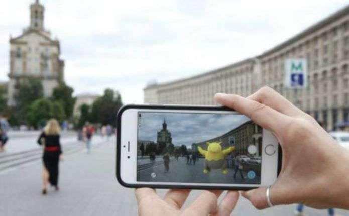 Покемони підкрадаються до України