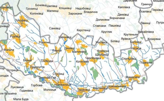 Селам Новоселицького району радять створювати громади, щоби не стати частиною Чернівців