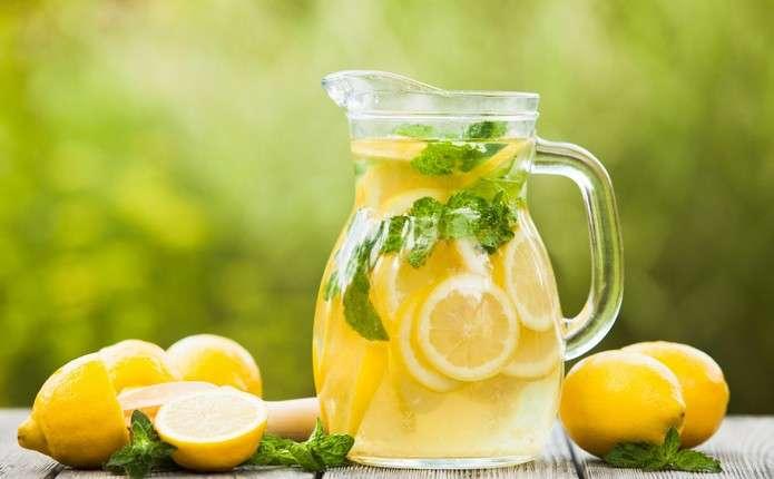 Рецепти незвичайних лимонадів, які можна приготувати вдома