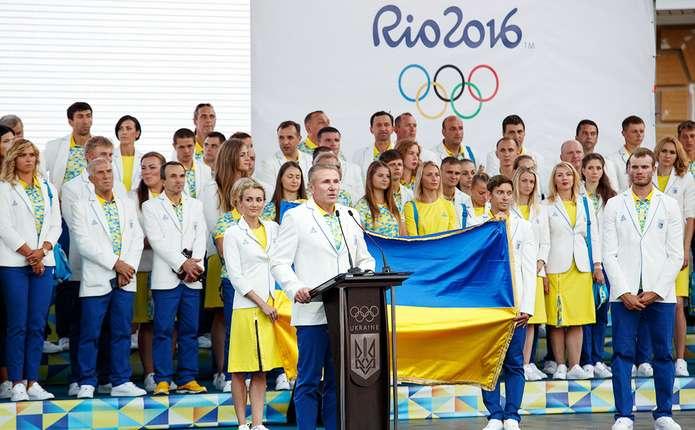Українці підтримують олімпійську збірну флешмобом у соцмережах