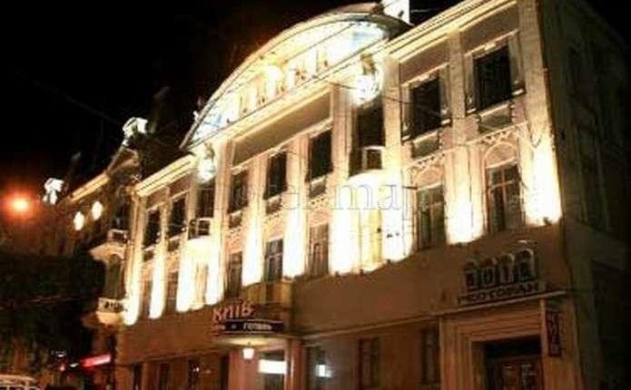 У Чернівцях повідомили про замінування готелю Київ