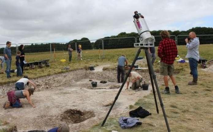 Вчені знайшли сенсаційний дерев'яний Стоунхендж